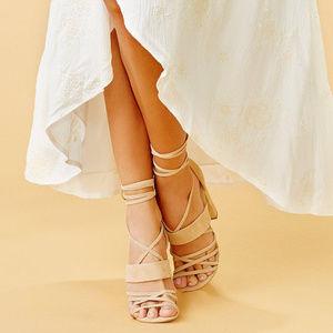 🆕 Guess Conesa Dress Sandals